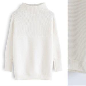 Ottoman tunic style sweater- *Free People Dupe*
